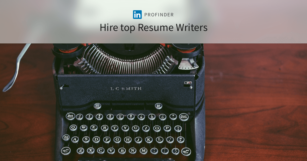 the 10 best resume writers near me