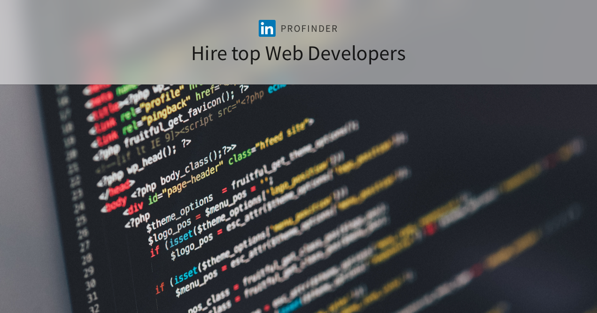 The 10 Best Web Developers Near Me - 2019